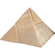 Pyramid IV - Wood Puzzles