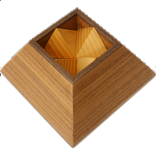 Packed Pyramid - 3rd Generation - Other Wood Puzzles