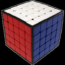 5x5x5 Professor Cube - Black Body -