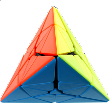 2x2x2 Discrete Pyraminx - 4 Solid Color - Search Results