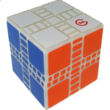 limCube Master Mixup Cube Type 4 - Black Body - Rubik's Cube & Others