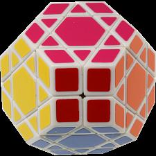 Gem Cube IV - White Body -
