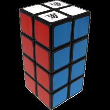 1688Cube 2x2x4 II Cuboid (center-shifted) - Black Body -