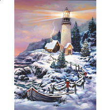 Christmas Lighthouse - Search Results