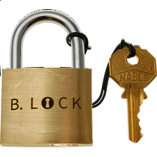 B-Lock Puzzle - Puzzle Locks