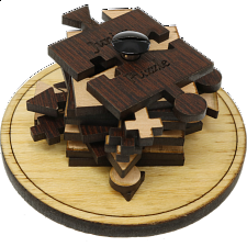 Junior Puzzle - European Wood Puzzles