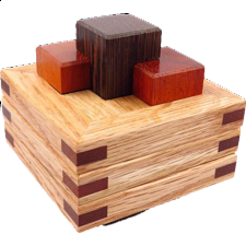 Teetotum - European Wood Puzzles