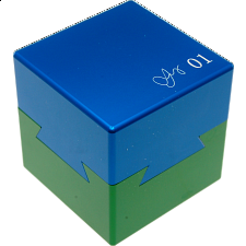 Dovetail Cube #01 -