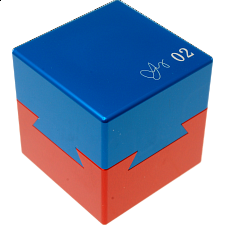 Dovetail Cube #02 -