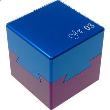 Dovetail Cube #03 -