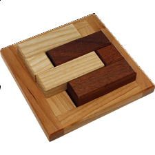 C-scape - Other Wood Puzzles
