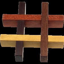 Hashtag Puzzle -