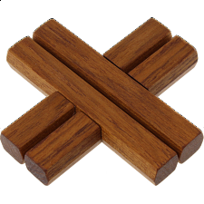 Double Cross - Other Wood Puzzles
