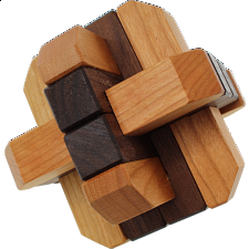 Sanford Burr - Other Wood Puzzles