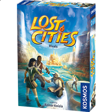 Lost Cities: Rivals -