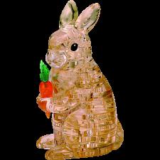 3D Crystal Puzzle - Rabbit -