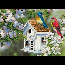 23 Cottage Lane - Large Piece Family Puzzle -