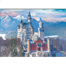 Neuschwanstein in Winter - Germany - Search Results