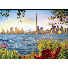 View From Toronto Island -