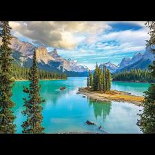Maligne Lake, Jasper National Park, Alberta - 1000 Pieces
