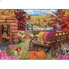 Autumn Garden - 1000 Pieces