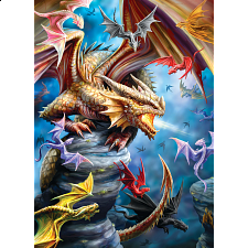Dragon Clan - Anne Stokes Collection -