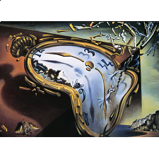 Salvador Dali: Soft Watch At First Explosion -