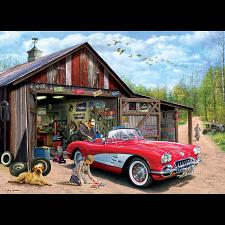 American Classics: Out Of Storage 1959 Corvette -