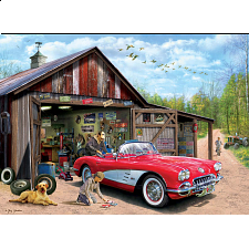 American Classics: Out Of Storage 1959 Corvette -