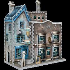 Harry Potter: Ollivander's Wand Shop - Wrebbit 3D Jigsaw Puzzle -