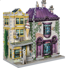 Harry Potter: Madam Malkin's - Wrebbit 3D Jigsaw Puzzle -