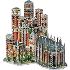 Game of Thrones: The Red Keep - Wrebbit 3D Jigsaw Puzzle -