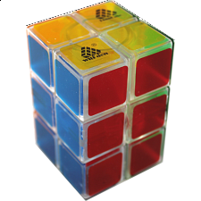 1688Cube 2x2x3 Cuboid - Ice Clear Body -