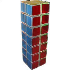 1688Cube 2x2x7 Cuboid - Ice Clear Body -