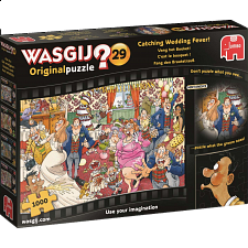 Wasgij Original #29: Catching Wedding Fever! -