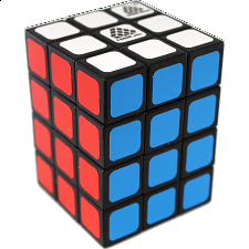 1688Cube 3x3x4 Cuboid (Symmetric) - Black Body -