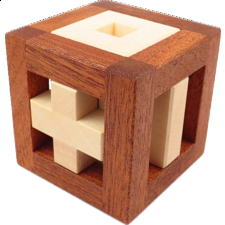 Math - European Wood Puzzles