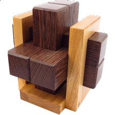 Blocage - European Wood Puzzles