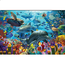 Coral Sea - 1001 - 5000 Pieces