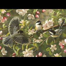Chickadeedeedees - Large Piece -