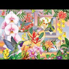 Hummingbird Magic - Large Piece -