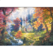 Chapel of Hope - Large Piece -