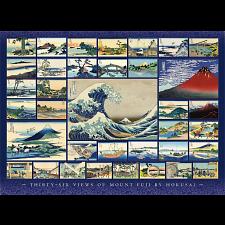 Hokusai - 1000 Pieces