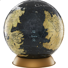 Game of Thrones: Globe (6 inch) - 101-499 Pieces