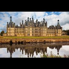 Chateau de Chambord -