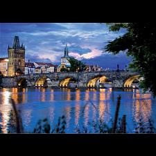 Prague Bridge -