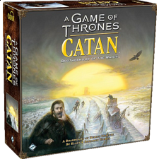 A Game of Thrones CATAN: Brotherhood of the Watch - Games & Toys