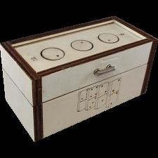 Domino Puzzle Box -