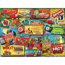 Family Game Night - New Items