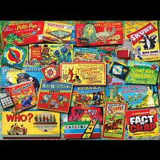Family Game Night - Jigsaws